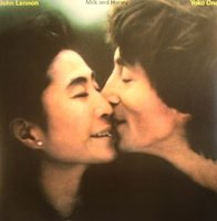 LP John Lennon & Yoko Ono. Milk And Honey (LP)