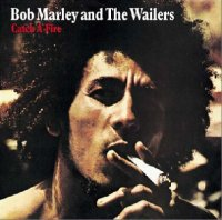 Bob Marley And The Wailers. Catch A Fire (LP)