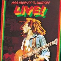 Bob Marley And The Wailers. Live! (LP)