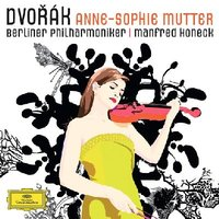 LP Dvorak / Anne-Sophie Mutter / Berliner Philharmoniker / Manfred Honeck (LP)