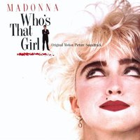 Audio CD Madonna. Who's that girl / O.S.T.