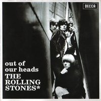 Audio CD Rolling Stones. Out of our heads (UK version)