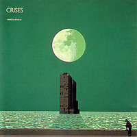 Mike Oldfield. Crises (LP)
