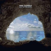 LP Mike Oldfield. Man On The Rocks (LP)