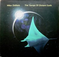 Mike Oldfield. The Songs Of Distant Earth (LP)
