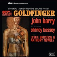 LP John Barry. Goldfinger (Original Motion Picture Sound Track) (LP)