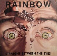 Rainbow. Straight Between The Eyes (LP)