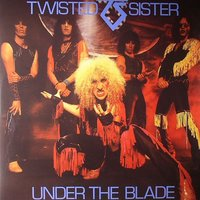 LP Twisted Sister. Under The Blade (LP)