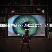 LP Roger Waters. Amused To Death (LP)
