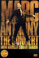 DVD Marc Anthony - The Concert from Madison Square Garden