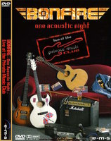 DVD Bonfire. One Acoustic Night