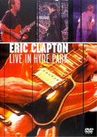 DVD Eric Clapton: Live in Hyde Park