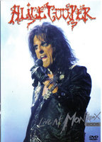 DVD + Audio CD Alice Cooper: Live Аt Montreux