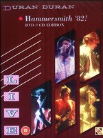 DVD + Audio CD Duran Duran - Hammersmith '82!