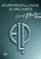 DVD Emerson, Lake & Palmer: Live At Montreux 1997