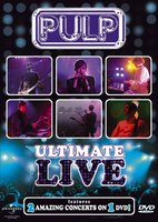 DVD Pulp. Ultimate Live