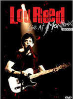 DVD Lou Reed Transformer & Live. At Montreux 2000