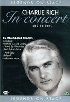 DVD Charlie Rich. Legends On Stage