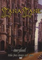 DVD Lana Lane. Storybook: Tales From Europe and Japan