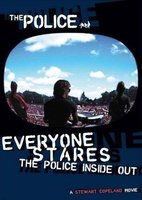 DVD The Police. Everyone Stares. The Police Inside Out