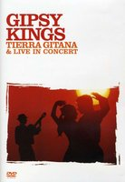DVD Gipsy Kings: Tierra Gitana And Live In Concert