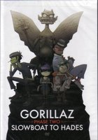 DVD + Audio CD Gorillaz. Phase Two: Slowboat To Hades