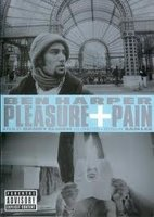 DVD Ben Harper. Pleasure + Pain