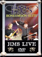 DVD Honeymoon Suite - HMS Live