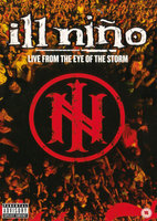 DVD Ill Nino - Live from the Eye of the Storm