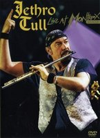 DVD Jethro Tull. Live at Montreux 2003