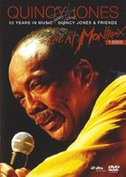 DVD Quincy Jones: Live At Montreux 1996