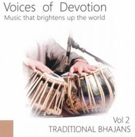 Audio CD Voices of Devotion vol.2 - Traditional Bhajans