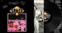 Space: Magic Fly [черный] (LP)