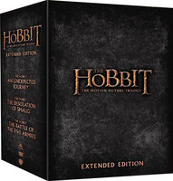 Хоббит: Трилогия (режиссерская версия) (15 DVD) / The Hobbit: An Unexpected Journey / The Hobbit: The Desolation of Smaug / The Hobbit: The Battle of the Five Armies