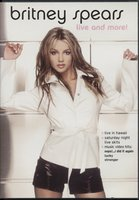 DVD Britney Spears: Live and More!