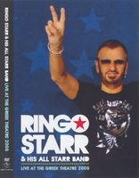 DVD Ringo Starr. Live At The Greek Theatre 2008