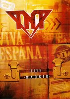DVD + Audio CD TNT – Live In Madrid