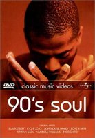 DVD Various – 90's Soul / Various Artists - 90's Soul