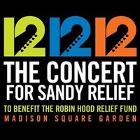 Audio CD 12/12/12: The Concert for Sandy Relief