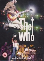DVD The Who. Maximum R&B Live / The Who. Thirty Years of Maximum R&B Live