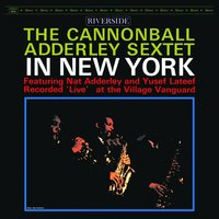 LP The Cannonball Adderley. In New York (LP)