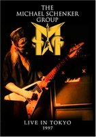 DVD The Michael Schenker Group. Live In Tokyo 1997