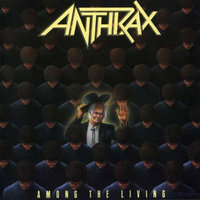 LP Anthrax. Among The Living (LP)