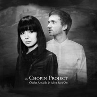 Olafur Arnalds And Alice Sara Ott. The Chopin Project (LP)