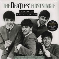 LP The Beatles. Love Me Do - First Single (LP)