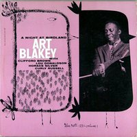 LP Art Blakey Quintet. Night At Birdland. Volume 1 (LP)