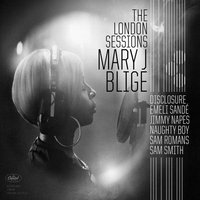 LP Mary J. Blige. The London Session (LP)