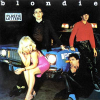 LP Blondie. Plastic Letters (LP)