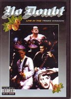 DVD No Doubt. Live in the Tragic kingdom