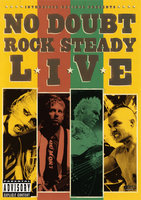 DVD No Doubt. Rock steady live